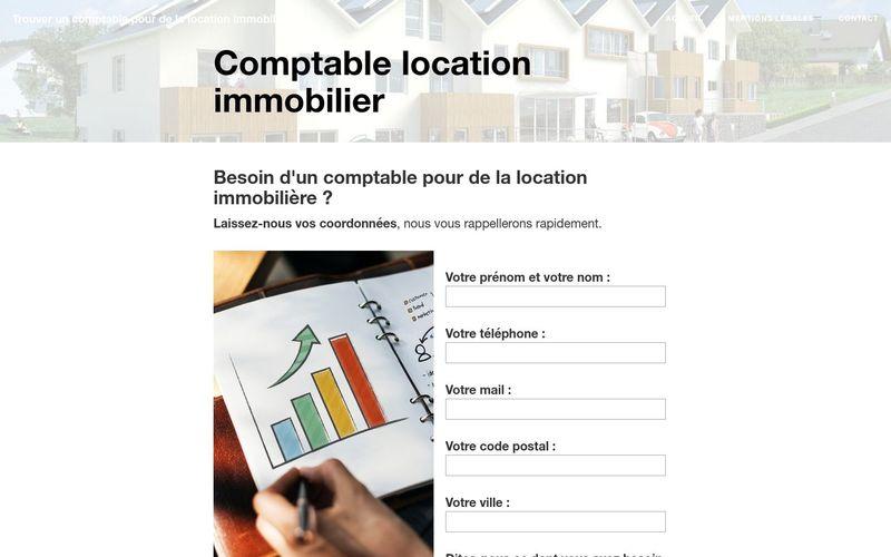 Trouver un comptable pour de la location immobilière